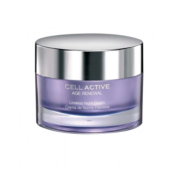 Crema de Noapte Lifting Facial AntiRid cu Celule STEM - Cell Active Lineless Night - Antirid