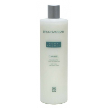 Gel de Dus Anticelulitic cu Alge Marine - Gel Caribel -