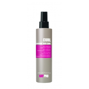 Spray anti-electrizant pentru parul cret si ondulat - ANTI-FRIZZ SPRAY CURLY AND WAVY HAIR KAYPRO