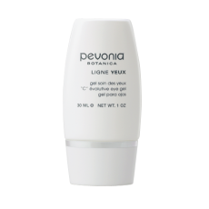 "Gel de lifting pentru zona perioculara cu acid hialuronic ""C"" EVOLUTIVE EYE GEL - Pevonia Botanica"