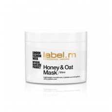 Honey& Oat Mask - Masca de par hidratanta