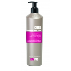 Balsam cu miere pentru parul cret si ondulat - CONTROL CONDITIONER CURLY AND WAVY HAIR KAYPRO