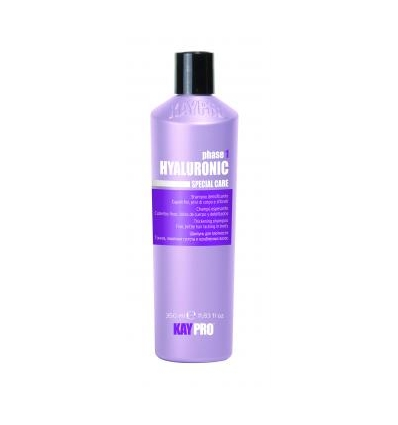 Sampon cu acid hialuronic pentru parul fin - THICKENING SHAMPOO WITH HYALURONIC ACID