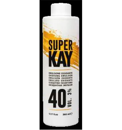 Oxidant 40vol-Super Kay ossigeno 360ml