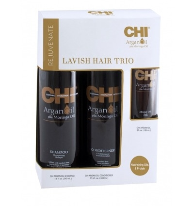 Argan Kit - Lavish Hair Trio
