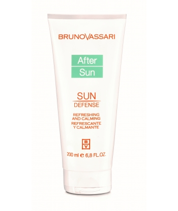Gel calmant si revigorant - Sun Defense After Sun